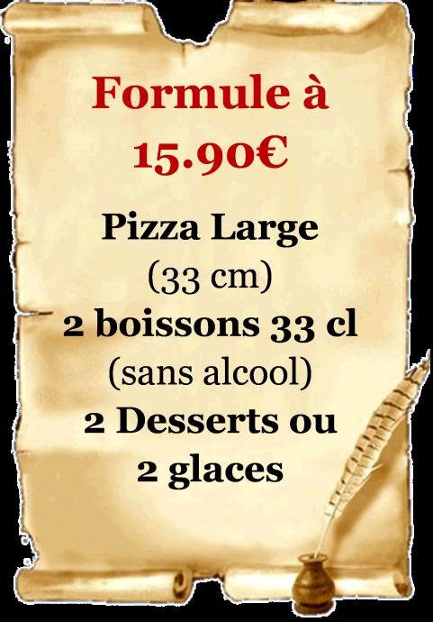 formule large 1