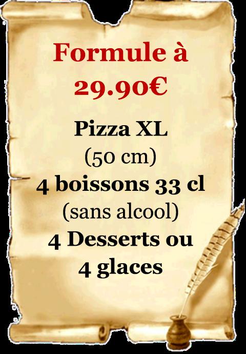 formule xl 2