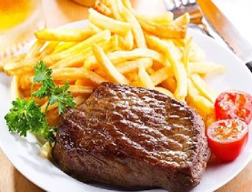 Assiette entrecote