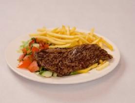 Assiette steack