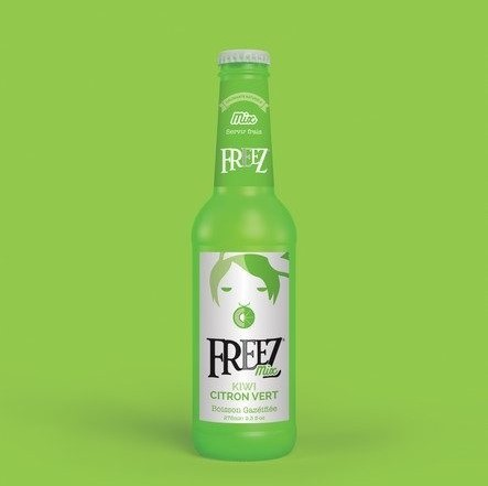 Freeze 33 cl